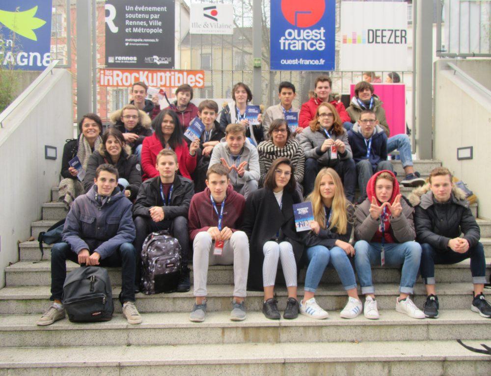 Une journée aux Trans Musicales à Rennes