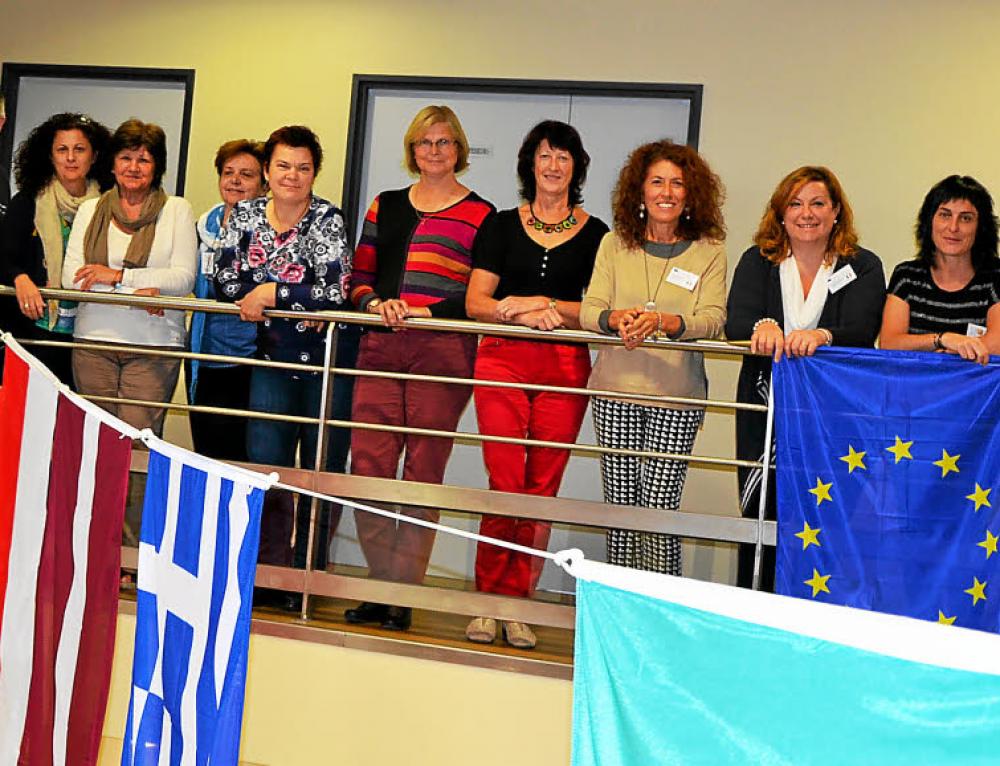 Erasmus +. Les Rimains dans le mouv' européen