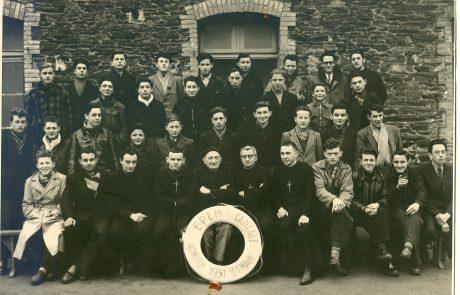 1951 - Machine à l'EPEM