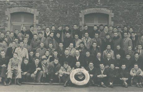 1951 - Pont à l'EPEM