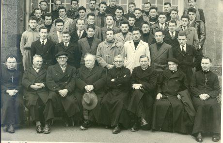 1954-55 Lieut. Cabotage