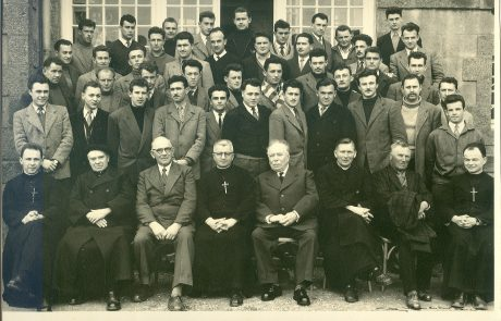 1955-56 Lieut. Cabotage