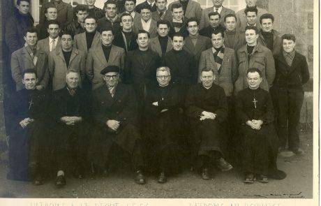 1955-56 Patron Bornage et Patron Pêche
