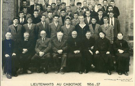 1956-57 Lieut. Cabotage