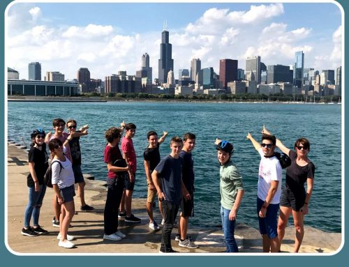 Voyage à Chicago