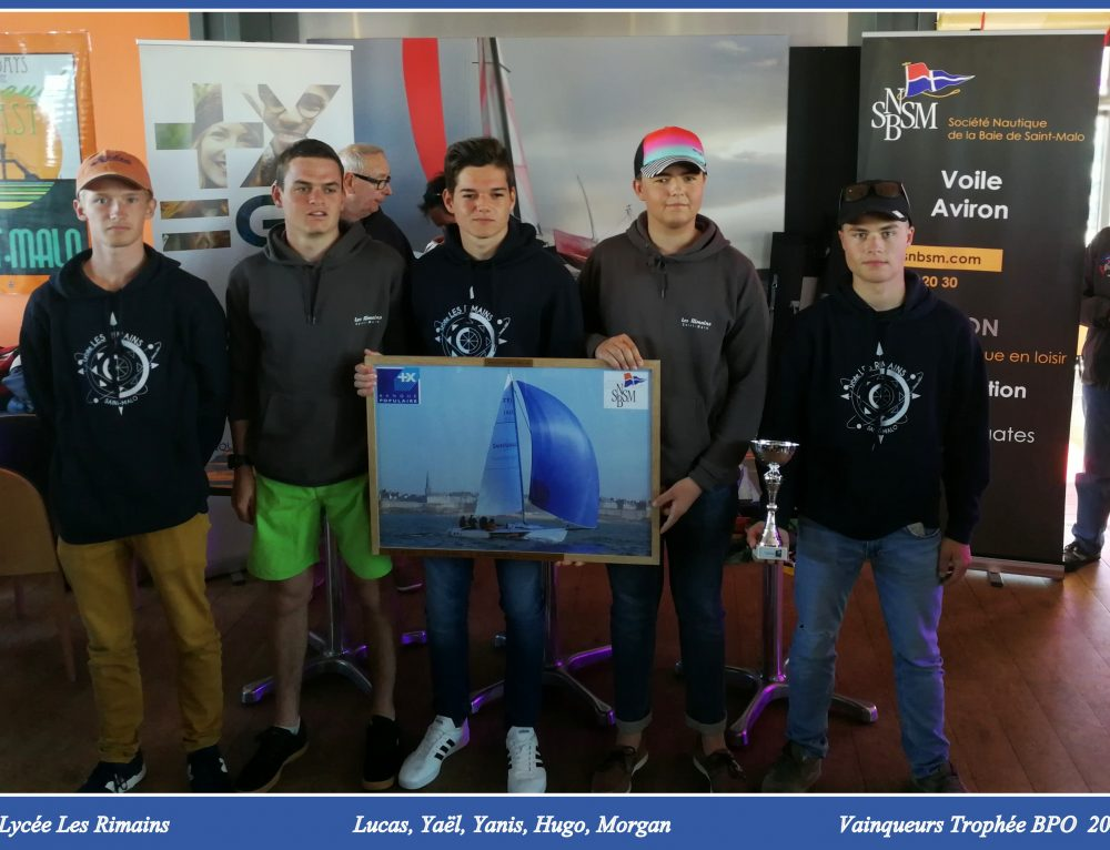 Trophée BPO 2018