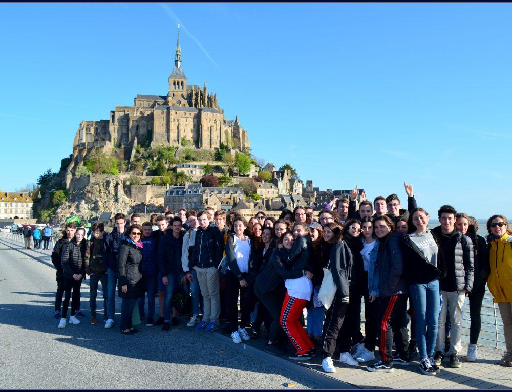Echange culturel et linguistique avec le Liceo G.B Vico de Naples