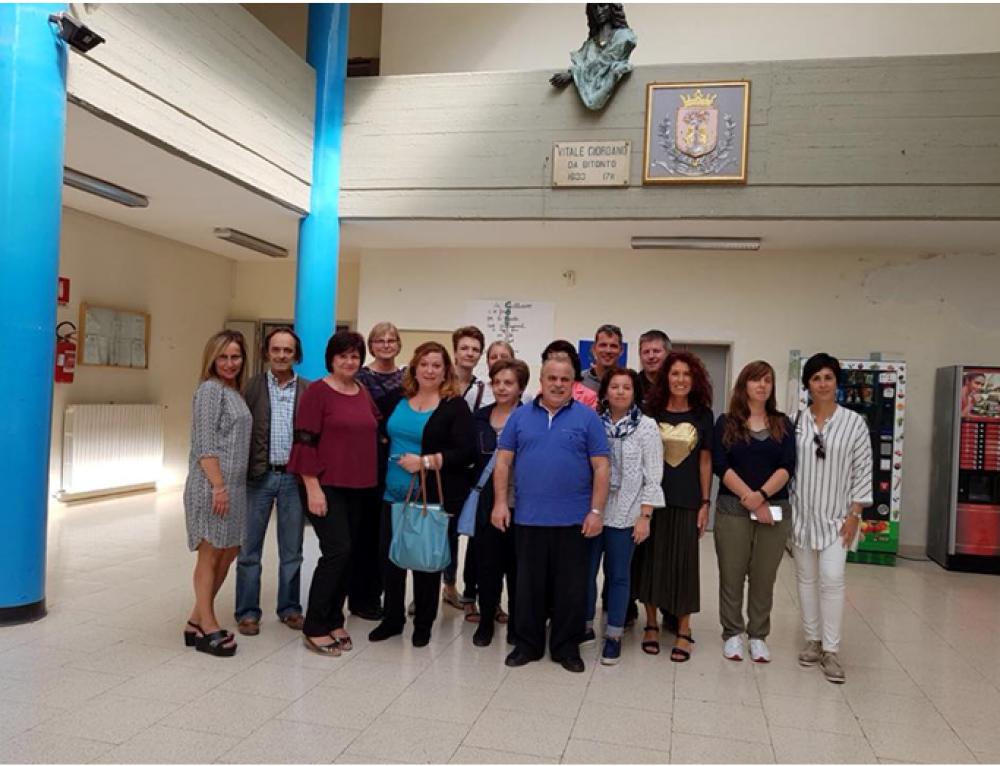 Les Rimains misent sur la pédagogie innovatrice pour son projet Erasmus +