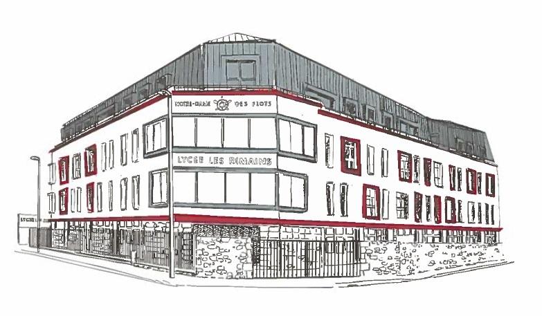 Les Rimains à Cancale, fermé en 2007.