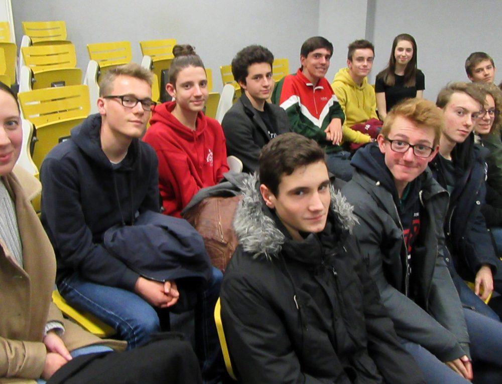 Rencontre littéraire – Goncourt des Lycéens 2018